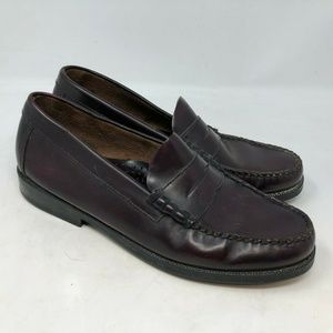 Bass Weejuns Larson Penny Loafers Men's 11 M